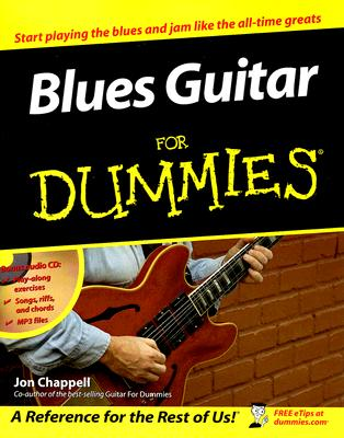 Blues Guitar for Dummies By Chappell, Jon