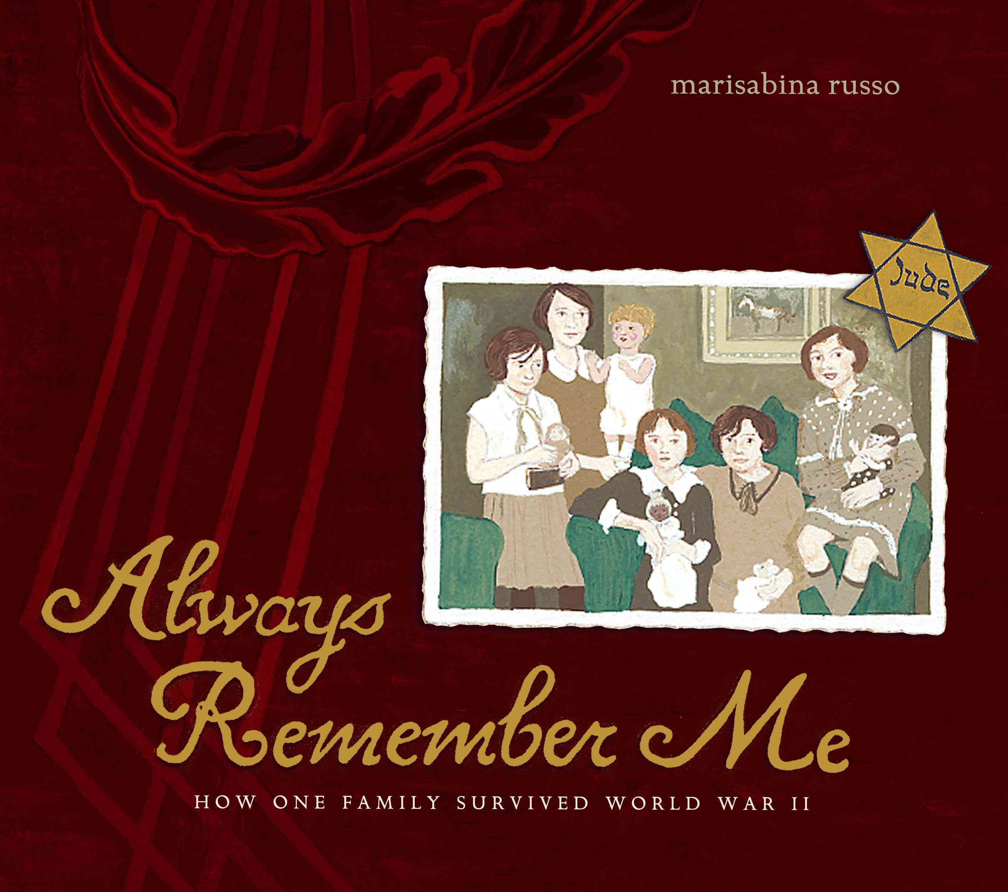 Always Remember Me By Russo, Marisabina